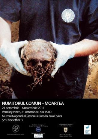 """""""Numitorul comun: Moartea"""", la Muzeul Taranului Roman"""