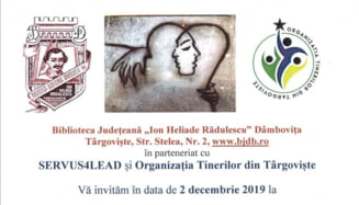 """Omul modern in societatea traditionalista versus Omul traditionalist in societatea moderna"" la Biblioteca Judeteana"
