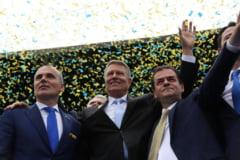 (P) Peste 50.000 de oameni au scandat impotriva lui Dragnea si a PSD