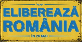 (P) Rescriem viitorul Romaniei! Pe 26 mai, la vot