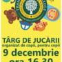 """[P] Targ de cadouri """"Make a Wish Bazar"""", maine, la Iulius Mall Cluj"""