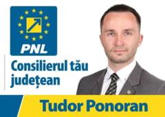 (P) Tudor Ponoran: O viziune pentru Zlatna din punct de vedere economic, cultural si turistic