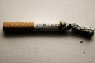 """""""Pachetele vorbitoare"""" de tigari ar putea descuraja fumatul. Ce contine mesajul activat la fiecare deschidere"""