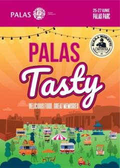 """""""Palas Tasty"""" si """"Weekend de Arta si Antichitati"""" la Palas: trei zile pentru pofticiosi si iubitori de obiecte vintage"""