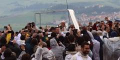 """""""Pe urmele Papei Francisc"""" - un nou traseu tematic in Harghita, lansat cu prilejul Zilei Internationale a Turismului"""