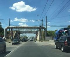 """""""Podul Inalt"""", loc de dat cu capul pentru primarul Adrian Dobre"""