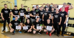 """Powerlifting Contest"", primul concurs strong man, desfasurat astazi la Giurgiu! (FOTO)"