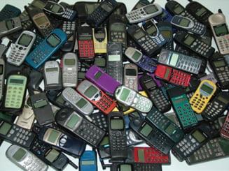 """Rabla"" pentu telefoane - Vezi cum te poti debarasa de un mobil vechi"
