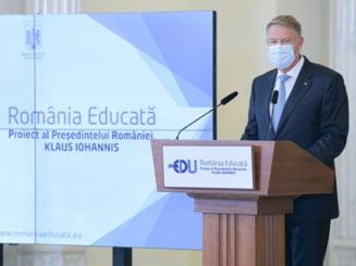 """""""Romania Educata"""" propune reforme pentru care este nevoie de decizie politica"""