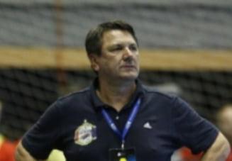 """""""Sa ne vedem de lungul nasului"""". Reactie dura a unui fost selectioner dupa esecul nationalei de handbal cu Ungaria"""