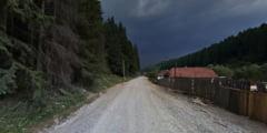 >Satul Hagota, comuna Tulghes: Rupti de civilizatie, desi accesul catre centrul de comuna se face pe un drum judetean