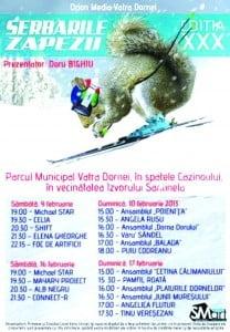 """Serbarile Zapezii"" - Vatra Dornei, a XXX-a editie"