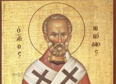 """""""Sfinte Nicolae, noi te asteptam cu drag, cu cizmulitele-n prag!"""" Constanteni care isi serbeaza azi onomastica"""