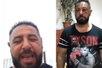 """""""Spartacus Idolul Fetelor"""", condamnat la inchisoare cu executare pentru """"revolutia"""" organizata de Paste in Rahova"""