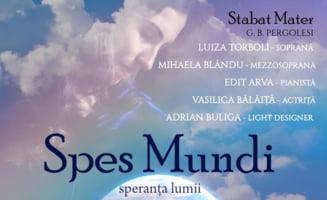 """""""Speranta lumii"""", concert caritabil la Biserica Romano-Catolica """"Sfanta Tereza"""" din Roman"""