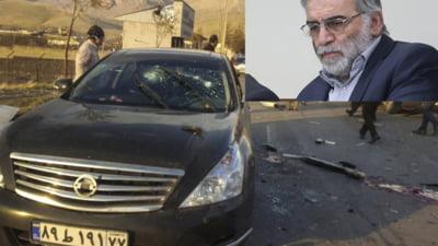 """""""Tatăl"""" programului nuclear iranian, eliminat de Mossad cu o armă înspăimântătoare. Cum funcționează """"maşina de ucis teleghidată"""""""
