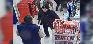 'Te omor, te impusc'. Clientul furios care i-a pus pistolul la cap unui agent de paza intr-un magazin din Timisoara, retinut. Ce le-a spus politistilor. Video