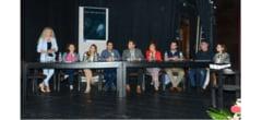 """""""Tele-Encounters"""", proiectul Teatrului """"G. Ciprian"""", o premiera mondiala lansata in prezenta partenerilor din Spania si Portugalia"""