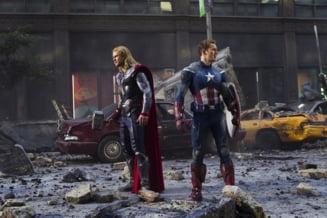 """""""The Avengers"""", criticat dur de Pentagon: Strica imaginea armatei americane"""