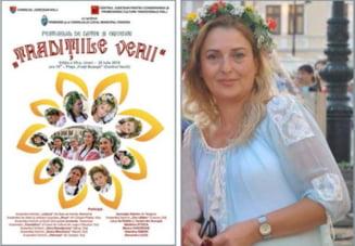 """""""Traditiile verii"""", festivalul care aduce la oras datinile si obiceiurile din batrani"""