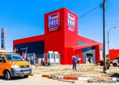 """""""Travel Free Shop"""", pe ultima suta de metri pentru deschiderea magazinului din Vama Giurgiu!"""