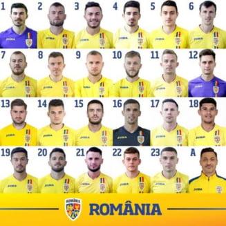 """Tricolorii"" lui Radoi si-au ales numerele! Alexandru Maxim e ""decarul"" Romaniei"