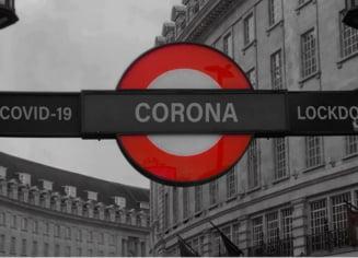 """""""Tsunami"""" de bolnavi de Covid-19 la Londra; respectarea izolarii, pusa la grea incercare"""