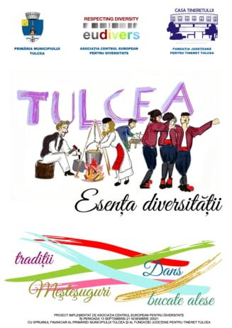 """Tulcea, esenta diversitatii"""