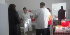 >Tulghes: Inaugurarea Cantinei Scolii Gimnaziale