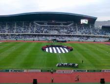 """U"" Cluj, evacuata de pe stadion"