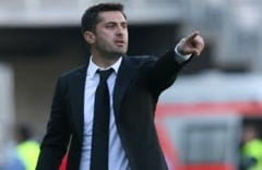"""U"" Cluj a ramas fara antrenor: ""Am fost jignit si nu pot accepta asta"""