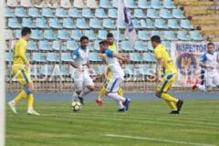 """""""Un meci de uitat"""" SSC Farul, invinsa cu 5-0 de Luceafarul Oradea, care a inscris ultimele doua goluri in inferioritate numerica!"""