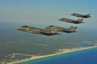 'Unda verde' din SUA. Avioanele F-35 destinate Turciei ar putea ajunge la Grecia