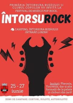 (Update) Intorsura Buzaului pregateste organizarea unui festival de muzica pop-rock