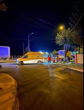 (Update) Pieton accidentat mortal de o autoutilitara la Adjud joi seara, in timp ce traversa strada