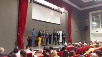 [VIDEO] Gala Excelentei Romascane 2019 - premiu de excelenta pentru Roman #weCONNECT