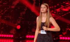 [VIDEO] Ioana Mirti, din Pildesti, i-a impresionat pe Delia, Stefan Banica jr. si Horia Brenciu, la X-Factor