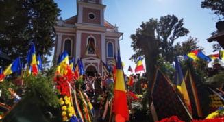 (VIDEO) Serbarile Nationale - Esebea 2021. Cum a fost comemorat Avram Iancu