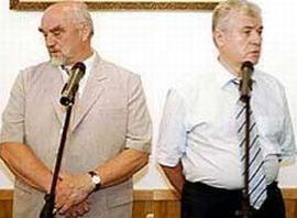 """Voronin a fost constrans de Moscova sa discute cu Smirnov"""