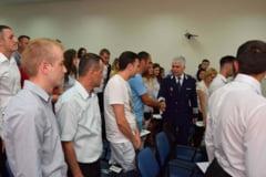 """""""Zestrea"""" IPJ Cluj s-a imbogatit cu 31 de agenti de politie"""