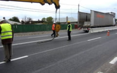 """Zidul Brailei"": sat impartit in doua cu parapeti de beton. Operatiunea i-a infuriat pe localnici"