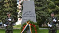 """""""Ziua Eroilor"""", marcata prin activitati solemne de militarii Brigazii 81 Mecanizata """"General Grigore Balan"""""""