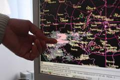 """""""Ziua usilor deschise"""" la Centrul Centrul Meteorologic Regional Transilvania Sud Sibiu"""