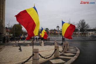 (Galerie foto) La multi ani, Romania! Defilari militare impresionante in Bucuresti si mai multe orase din tara