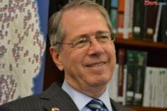 Exclusiv Ambasadorul SUA, Mark Gitenstein: In Romania nu m-am plictisit nicio clipa - Interviu