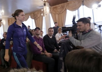 Exclusiv Daniel Dobre ia atitudine dupa despartirea de Simona Halep Interviu