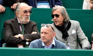 "Exclusiv Dezvaluiri incredibile dupa 45 de ani: ""Tiriac a vrut sa-i sparga capul lui Ilie Nastase cu o farfurie"""