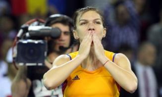 Exclusiv Pariul facut de Simona Halep inaintea meciului cu Serena Williams