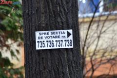 PREZENTA LA VOT: Prezenta sub 40% la inchiderea urnelor in Romania