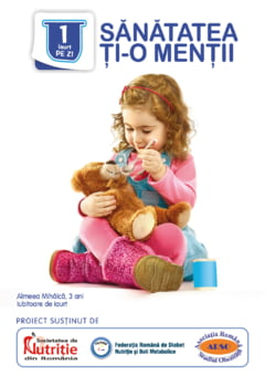 1 iaurt pe zi, sanatatea ti-o mentii - Iaurtul: De ce e foarte bun pentru copii